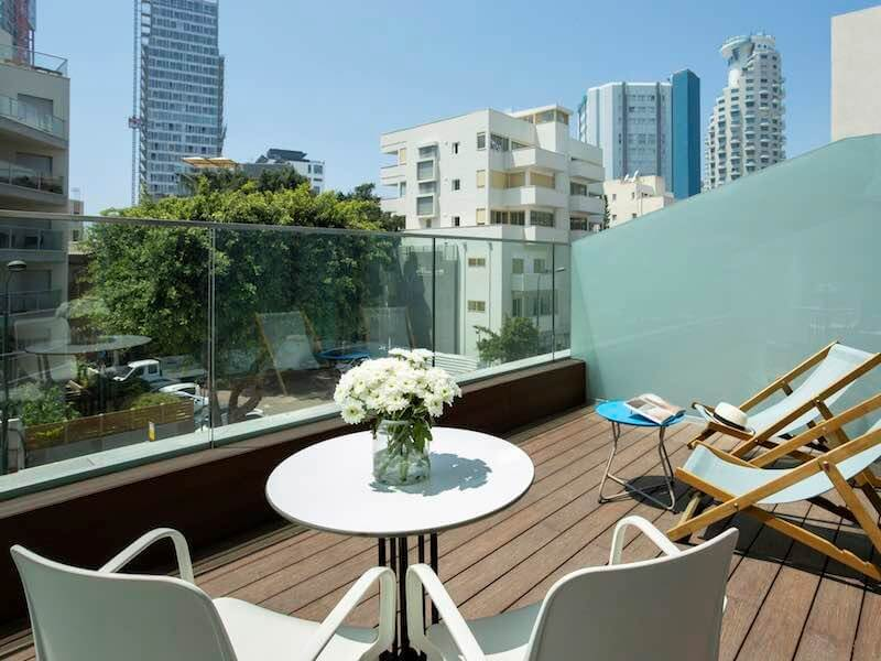 Tlv Urban Hotel By14 Tlv Tel Aviv City Center